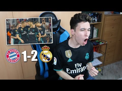 REACCIONES DE UN HINCHA Bayern Munich vs Real Madrid 1-2 SEMIFINAL CHAMPIONS [ByDiegoX10] thumbnail