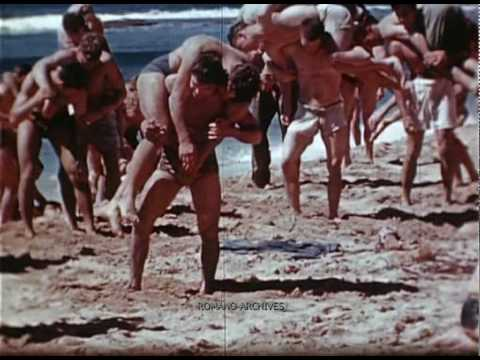 1942 US Rangers Combat School  - 1 of 9 - Just Declassified! Music Videos