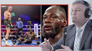 Can Deontay Wilder Comeback From That Fury Beatdown? - Teddy Atlas Q&A