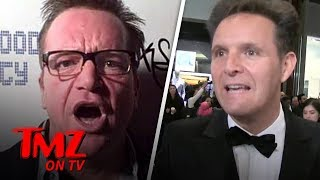Tom Arnold Attacked At Pre-Emmy Party?!   TMZ TV