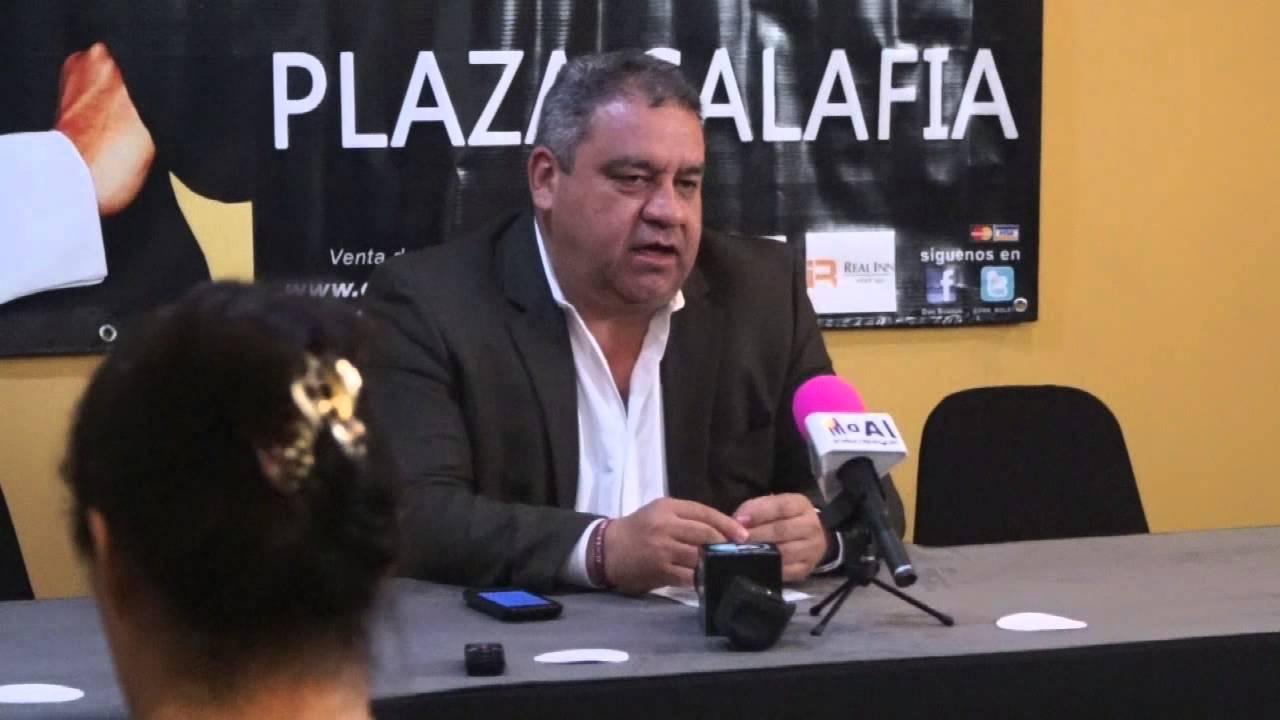 video conferencia de prensa luis miguel: