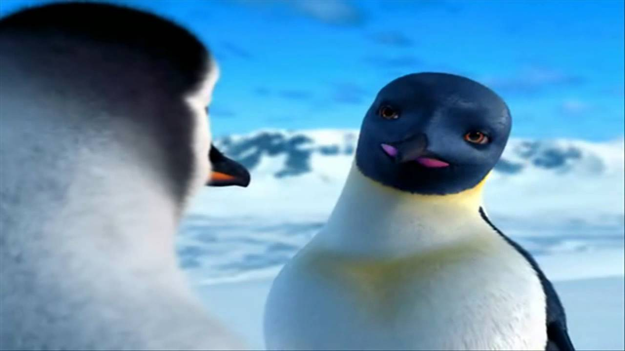 how to do the happy feet dance