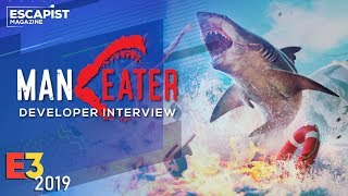 Maneater Interview - Grand Theft Auto With...A Shark | Escapist Magazine