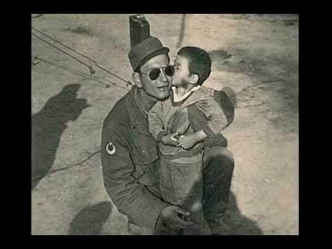 Turkish Soldier & Korean Daughter