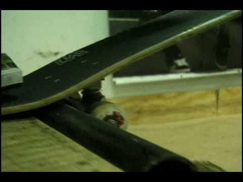 Carl Schmidt Tossed Clips Vu Skate Shop Mini video