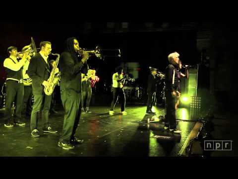 David Byrne and St. Vincent Live in Concert | NPR MUSIC LIVE