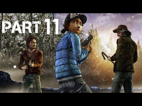 The Walking Dead Game Season 2 Episode 4 - Walkthrough Part 11 video