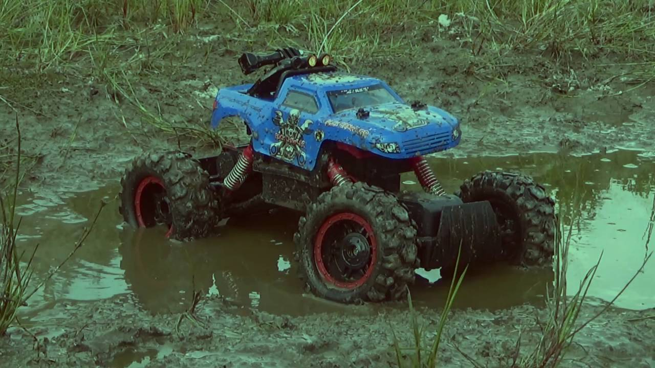 RC off road - Rock crawler King