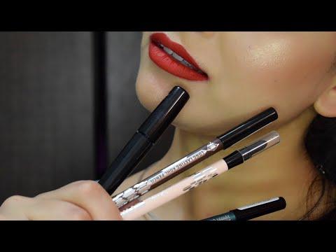 PAC accu pro eyeliner , Kohl pencils , GEL EYE LINER , PRECISION STROKE EYELINER || Roop sandhu
