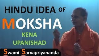 Swami Sarvapriyanandaji-MESSAGE OF THE UPANISHADS at IIT Kanpur