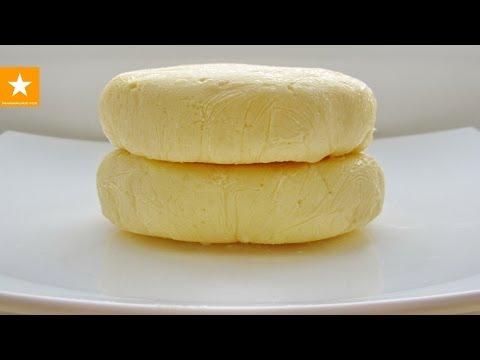 Как приготовить сливочное масло - видео