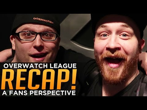 Overwatch League From A FANS Perspective