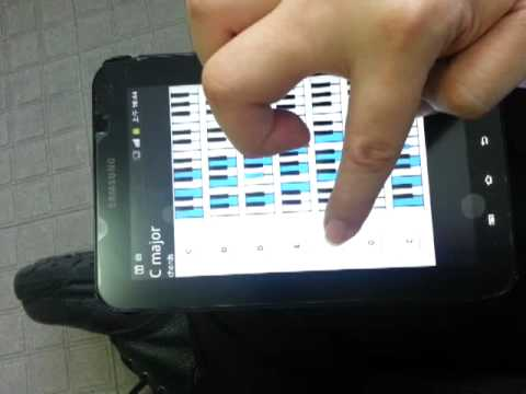 .空虚美梦 Mandarin Song The Illusive Dream Android Mobile Phone Piano Companion Lite video