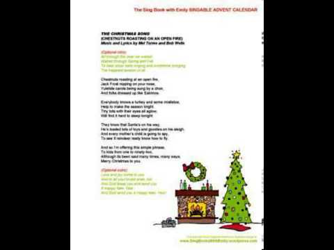 The Words To Christmas Songs video