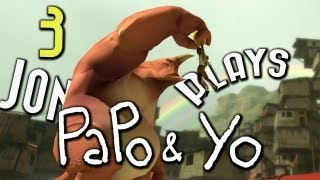 Papo & Yo Gameplay Walkthrough Part 3  PC, PSN