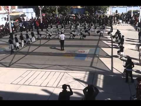 Banda de guerra de la escuela primaria insurgentes