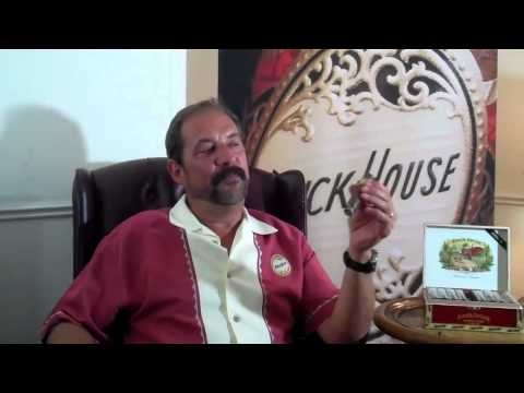 CigarVlog.com presents Brickhouse Cigars rated 91 with Cigar Aficionado