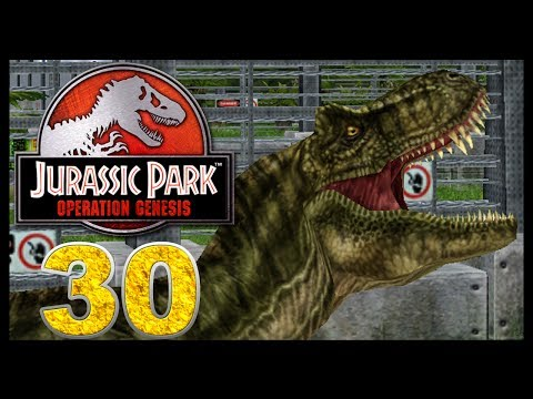 Jurassic Park: Operation Genesis - Episode 30 - Killers