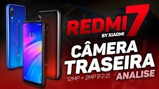 Redmi 7 - Review Câmera TRASEIRA | L Tech
