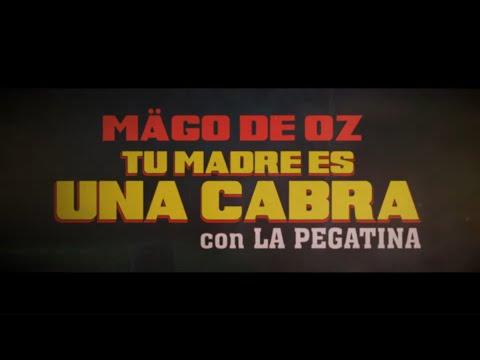 Mägo de Oz, La Pegatina - Tu madre es una cabra (Videoclip Oficial)