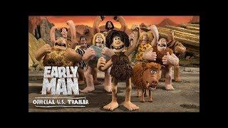 Early Man (2018 Movie) Official U.S. Trailer - Eddie Redmayne, Tom Hiddleston, Maisie Williams