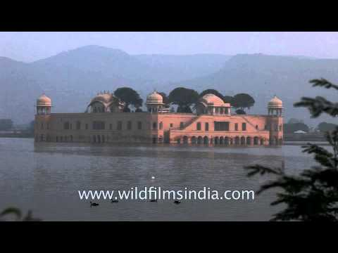 Man Sagar Lake, Jal Mahal