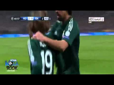 HD] Manchester United VS Real Madrid 1 2   All Goals   Full Highlights (05 03 2013) CHAMPIONS   YouT