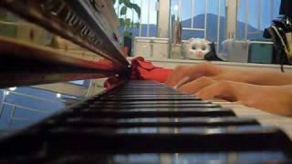 陳奕迅 - 單車 (鋼琴版Piano by hugowong)