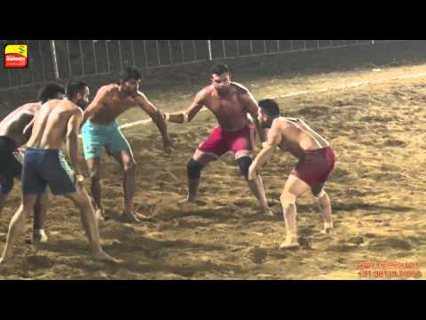 GIDDERWINDI (Jagraon) || KABADDI TOURNAMENT - 2015, 13th April || HD || QUARTER FINALS || Part 4th.