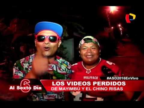 Los Videos Perdidos De Mayimbú Y El Chino Risas