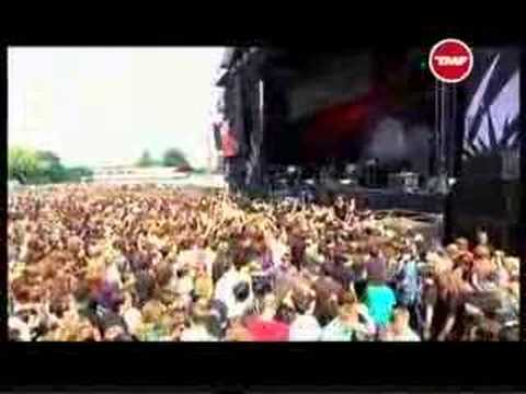 Enter Shikari - Sorry You&#039;re Not A Winner (Pukkelpop 2007)