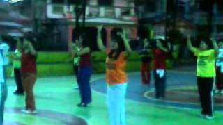 CUYAB Dance aerobics club.3gp