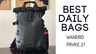 Best Daily / Camera Bags: Wandrd Prvke 21 Review
