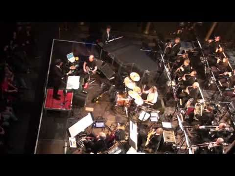 Adrian Belew and Metropole Orchestra @ final part of