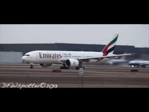 Heavy Takeoffs Combination [HD]