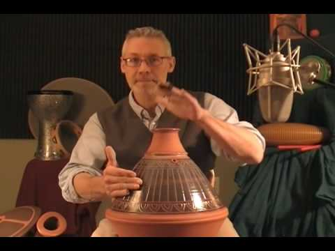 The Udu from Africa - folk music lessons for young children preschool - 2nd grade
