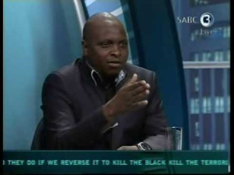 Ben Geldenhuys on Julius Malema - Part 4