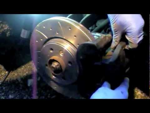 How to change Brake Discs & Pads - Renault Megane