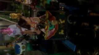 thị xã phúc yên tỉnh vĩnh phúc Trần Quang Linh (Linh mèo) cho gái cưng đu quay