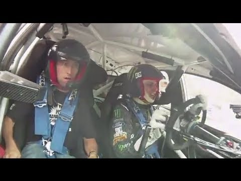 DC SHOES: KEN BLOCK RALLY SCHOOL WITH DC ATHLETES RICKY CARMICHAEL ALLAN COOKE AND DEVUN WALSH
