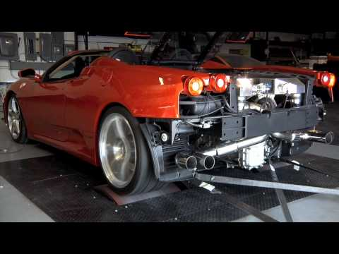 1000 HP TWIN TURBO FERRARI F430 SPIDER