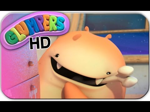 Glumpers funny toons. Ep 23 HD - Teletransport remix