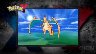 Pokmon X & Y - Mega Charizard Revealed