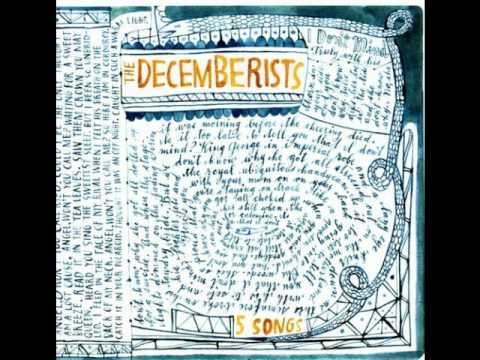 Decemberists - Shiny