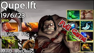 Support Qupe [lft] Pudge - Dota 2 Full Game 7.19