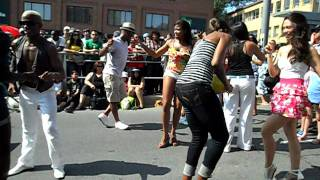 Samba at Salsa on St. Clair