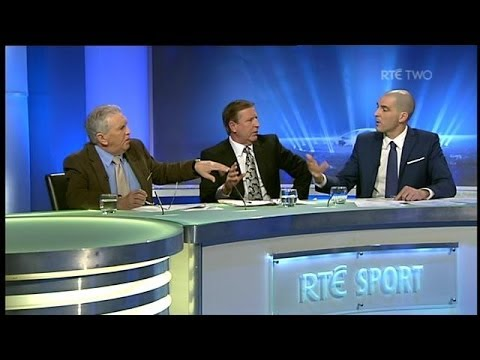 Debate on David Moyes and Manchester United | RTÉ Soccer