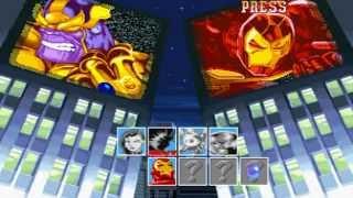 Marvel Super Heroes ~ Thanos 【TAS】
