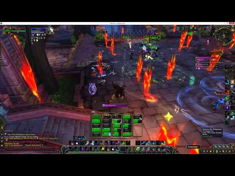 Heroic Mekkatorque Battle of Dazar'alor World of Warcraft - Restoration Druid POV