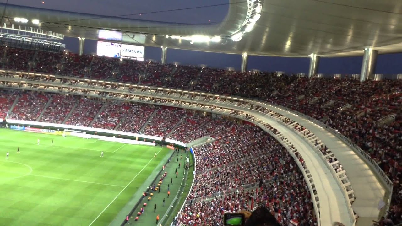 Estadio Omnilife Tour 2015 Estadio Omnilife